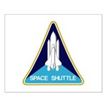NASA Space Shuttle Small Poster