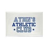 Aydin Rectangle Magnet (10 pack)