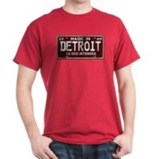 made in Detroit 1969 T-Shirt