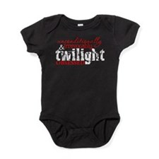 Funny Twilight sparkle Baby Bodysuit