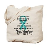 Ehlers-Danlos Syndrome Awareness Tote Bag