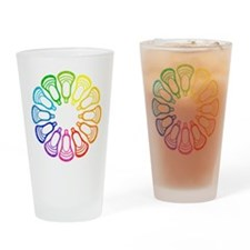 Lacrosse Spectrum Drinking Glass