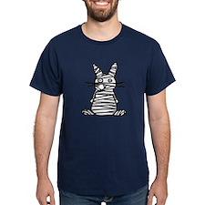 Mummy Bunny Navy T-Shirt