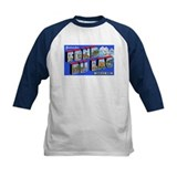 Fond Du Lac Wisconsin Greetings (Front) Tee