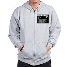 Sir by Definition - Male Dominant Design Zip Hoodie
