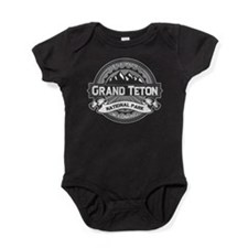 Grand Teton Ansel Adams Baby Bodysuit