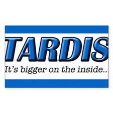 TARDI Decal