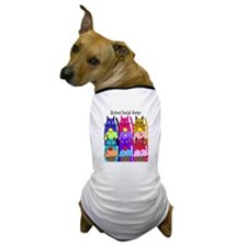 retired social worker 1 Dog T-Shirt