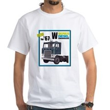 Old School Truckin' - T-Shirt