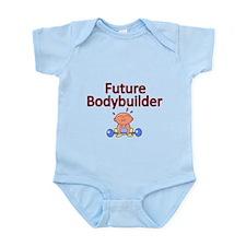 Future Bodybuilder Body Suit