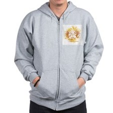 Engaged Detachment Zip Hoodie