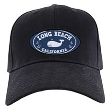 Long Beach Whaling Baseball Hat