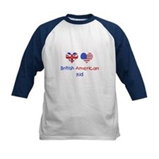 Cute British child Tee
