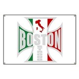 Italian Boston Pride Banner