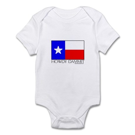 Howdy Dammit Infant Bodysuit