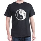 Dragon Ying Yang T-Shirt