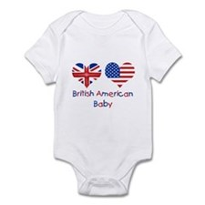 American Infant Bodysuit