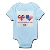 Cute British Onesie