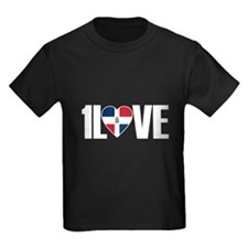1LOVE DOMINICAN REPUBLIC T-Shirt