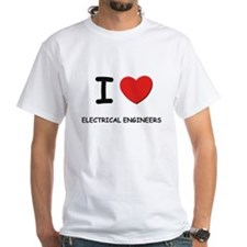I love electrical engineers Shirt
