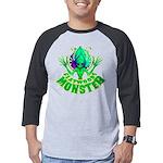 Summer... snowmobile Jr. Football T-Shirt