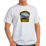 South Dakota Prison Ash Grey T-Shirt