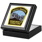 South Dakota Prison Keepsake Box