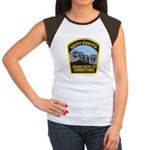 South Dakota Prison Women's Cap Sleeve T-Shirt