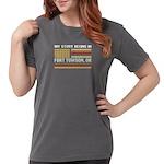 crazy-cat-lady.tif Jr. Football T-Shirt