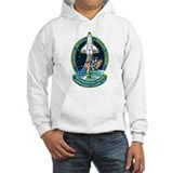 First 116 Patch Jumper Hoody