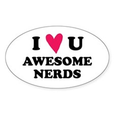 Pitch Perfect Awesome Nerds Decal