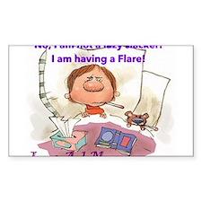 Lupus Flare Stickers