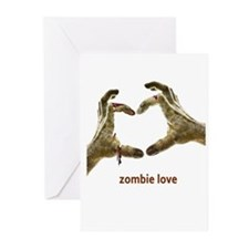 Zombie Love Greeting Cards (Pk of 20)