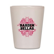 Pitch Perfect Barden Bellas Shot Glass
