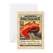 Unlikely Ocean Liner Cards (10 Pack)
