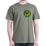 Masonic Afghanistan Dark T-Shirt