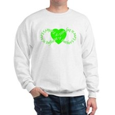 Fathers Love Infinite Fathers Day Sweatshirt