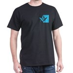 Masonic Black n Blue Dark T-Shirt