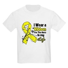 Ribbon Hero Ewing Sarcoma T-Shirt