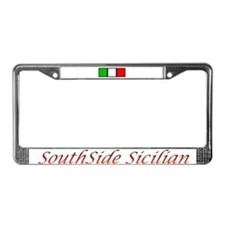 SouthSide Sicilian License Plate Frame