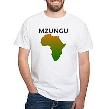 mzungu 7 png T-Shirt