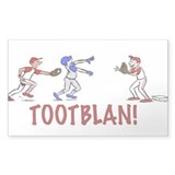 TOOTBLAN Tracker Decal