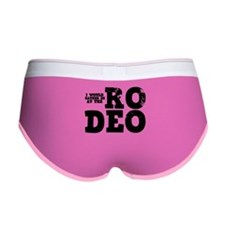 'At The Rodeo' Women's Boy Brief