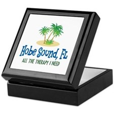 Hobe Sound Therapy - Keepsake Box