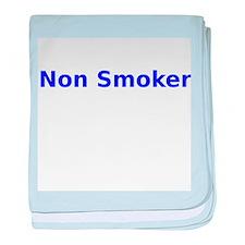 Non Smoker baby blanket