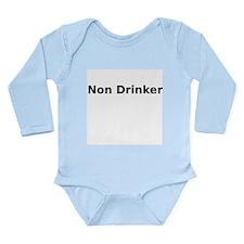 Non Drinker Body Suit
