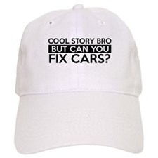 Fix Cars job gifts Baseball Cap