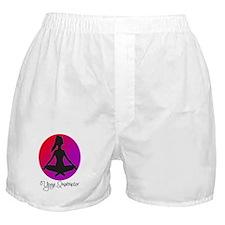 yoga instructor 3 Boxer Shorts
