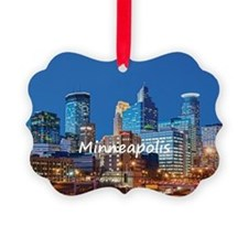 Minneapolis Ornament