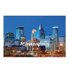 Minneapolis Postcards (Package of 8)